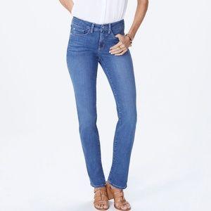 NYDJ Marilyn Straight Leg Jean Size 10
